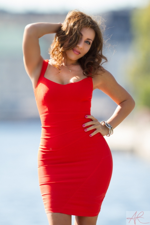 Anaid in Red - 4